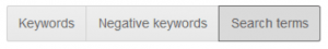 keywords-negative-search-term