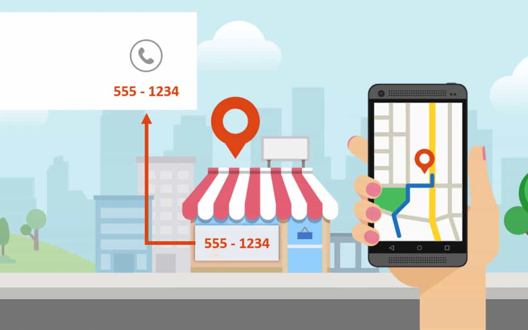 AdWords Location Extensions May Soon Include Phone Numbers