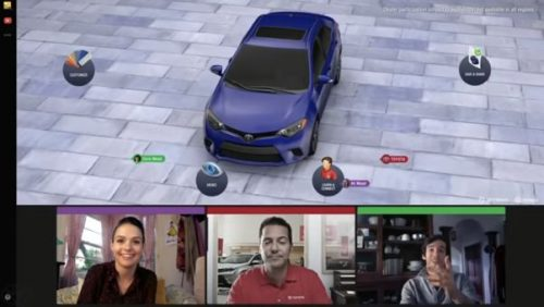 Virtual Car - Automotive Digital Marketing