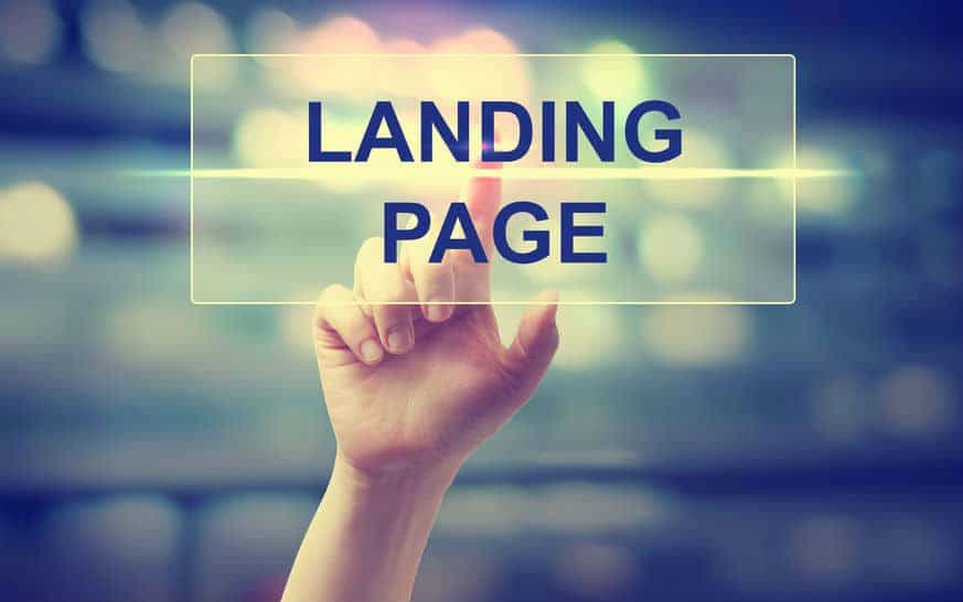 When, Why and How to Use a Landing Page for Digital Marketing Campaigns