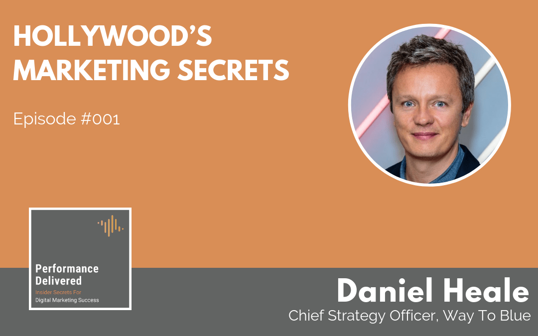 Daniel Heale | Hollywood's Marketing Secrets