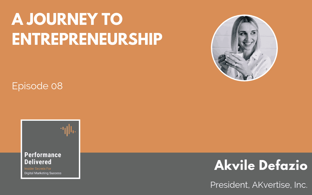 Akvile DeFazio | A Journey to Entrepreneurship