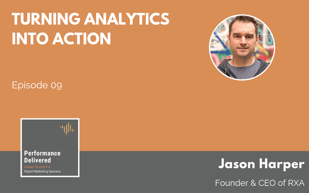 Jason Harper | Turning Data Analytics Into Action