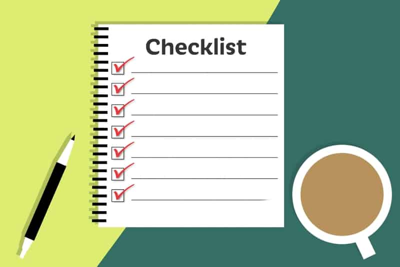 site migration checklist
