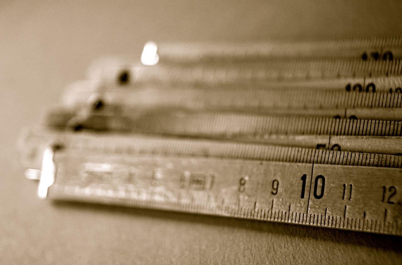 Measure SEO - tape measurement